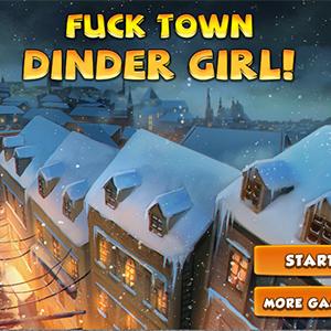 Fuck Town Dinder Girl
