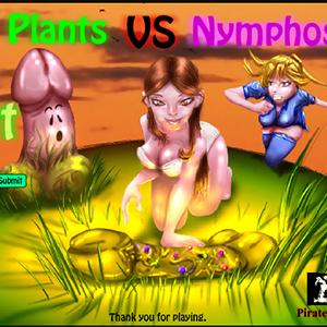 Plants vs Nymphos